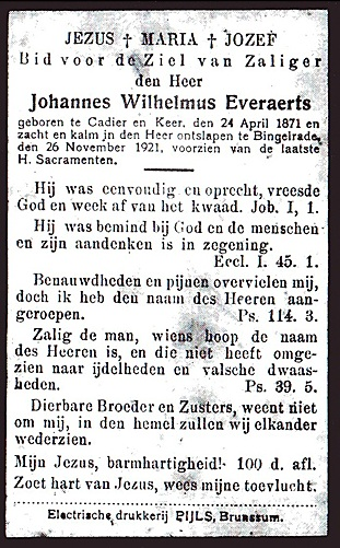 Rare Citaten Uit De Bijbel : Historischekring cadier en keer keerder bidprentjes